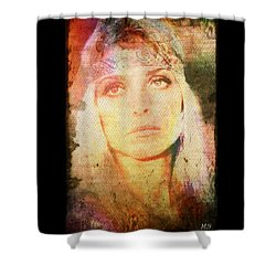 Sharon Tate - Angel Lost Shower Curtain