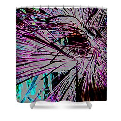 Shower Curtain featuring the photograph Shatter  by Jamie Lynn