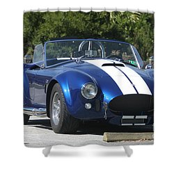 Shelby Cobra Shower Curtain