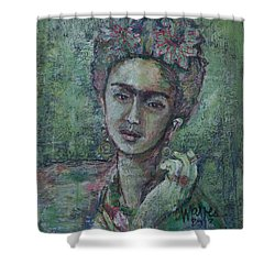 She's Free To Fly Shower Curtain