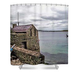 Shetland Lodberry Shower Curtain