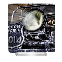 Shower Curtain featuring the photograph Shine Bright by Ken Smith
