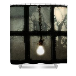 Shinning Shower Curtain by Gothicrow Images