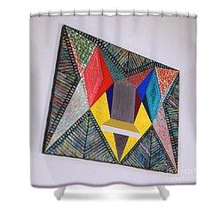 Shot Shift - Parmi 1 Shower Curtain by Michael Bellon