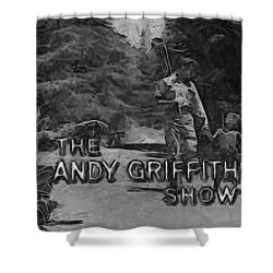 Show Cancelled Shower Curtain