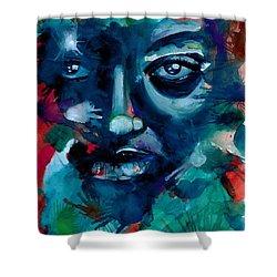Show Me Your True Colors Shower Curtain