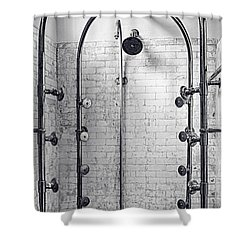 Showerfall Shower Curtain