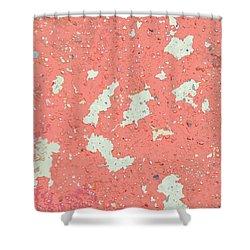 Sidewalk Abstract-7 Shower Curtain