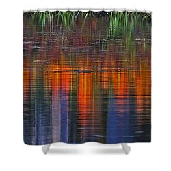 Sierra Serenity  Shower Curtain by Duncan Selby