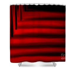 Silent Trees Shower Curtain by Anita Lewis