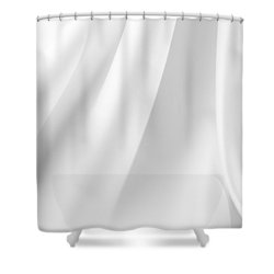 Silk Lines Shower Curtain