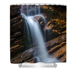Silky Smooth Shower Curtain by Mike Ste Marie