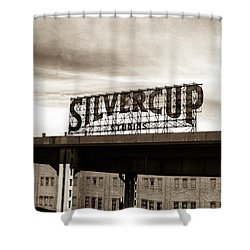 Silvercup Studios Shower Curtain