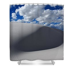 Simply Enchanted Shower Curtain by Vivian Christopher