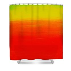 Simply Rasta Shower Curtain