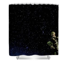 Simply Star's Shower Curtain