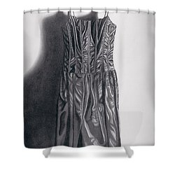 Sin Cuerpo Shower Curtain