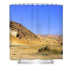 Sinai Desert  Shower Curtain