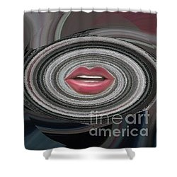 Sing Shower Curtain by Catherine Lott