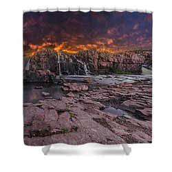 Sioux Falls Shower Curtain