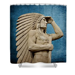 Sioux Lookout Shower Curtain