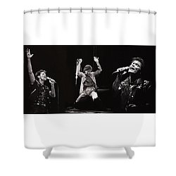 Sir. Cliff Richard Shower Curtain