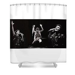 Sir. Cliff Richard Shower Curtain