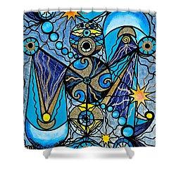 Sirius Shower Curtain
