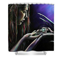 Sister Nature Shower Curtain