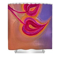 Sisters By Jrr Shower Curtain by First Star Art