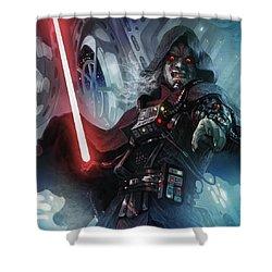 Sith Cultist Shower Curtain