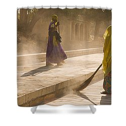 Skn 1691 Speckless Shower Curtain
