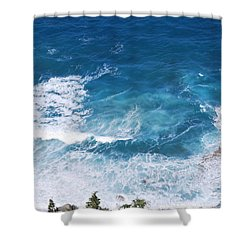 Skotini 1 Shower Curtain