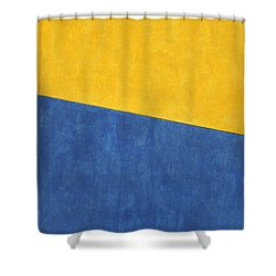 Skc 0303 Co-existance Shower Curtain