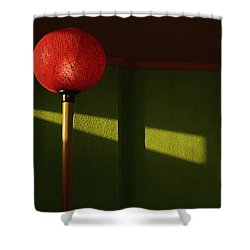Skc 0469 Glow Of Light Shower Curtain