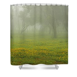 Skc 0835 Romance In The Meadows Shower Curtain