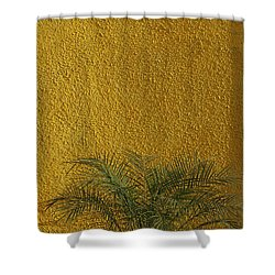 Skc 1243 Colour And Texture Shower Curtain by Sunil Kapadia