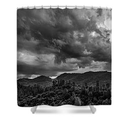 Big Sky Shasta County Shower Curtain