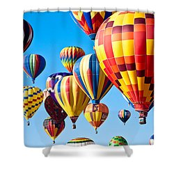 Sky Of Color Shower Curtain