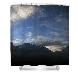 Sky's The Limit Shower Curtain
