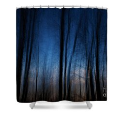 Sleepwalking... Shower Curtain