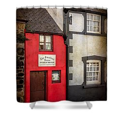 Smallest House Shower Curtain
