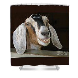 Smile Pretty Shower Curtain