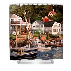 Smiths Cove Gloucester Shower Curtain