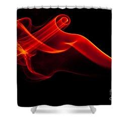 Smokin Shower Curtain