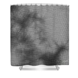Smoky Batik Pattern Shower Curtain by Kerstin Ivarsson