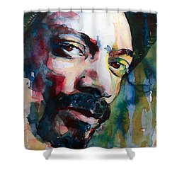 Snoop Dogg Shower Curtain