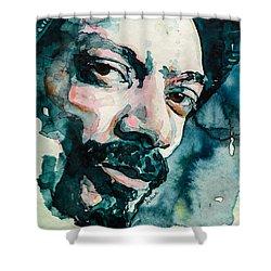 Snoop's Upside Ya Head Shower Curtain