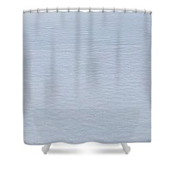 Snow Desert Shower Curtain by Alexander Senin