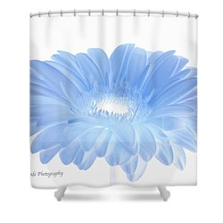 Shower Curtain featuring the digital art Have A Beautiful Day  by Jeannie Rhode